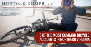 Washington, D.C. and Virginia bicycle accident lawyer