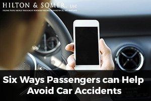 Help Avoid Car Accidents