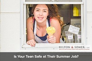 Hilton & Somer Is Your Teen Safe at Their Summer Job?