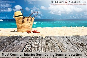 Common Injuries During Summer