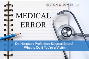 surgical errors