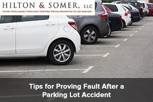 Parking Lot Accident Lawyer