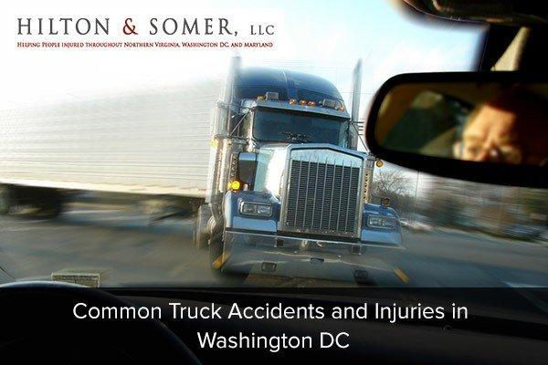 Washington DC Personal Injury Attorney